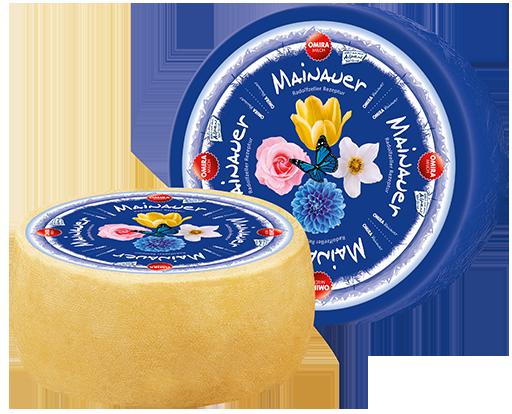 OMIRA MILCH Mainauer Käse nach Radolfzeller Rezeptur Abbildung