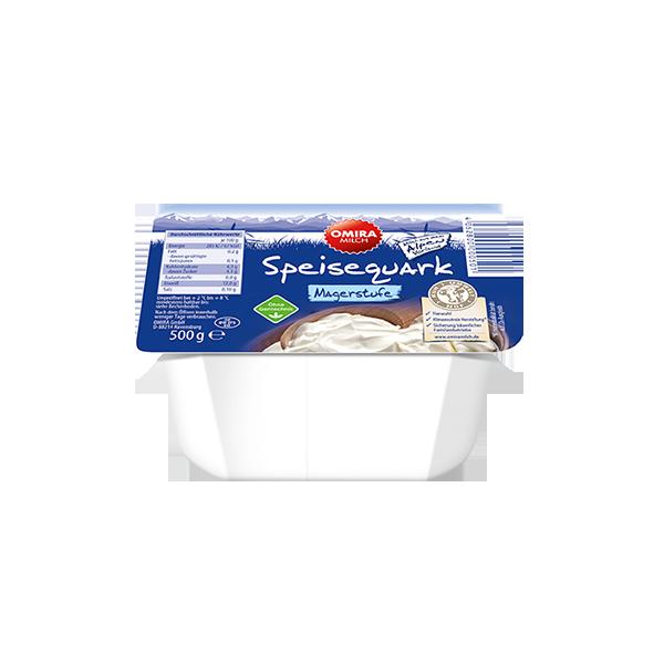 Magerquark 500 g Produktabbildung