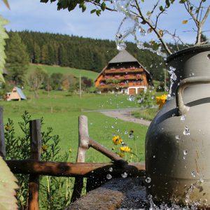 Bauernhof der Familie Linhard