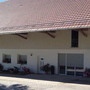 Bauernhof der Familie Baur