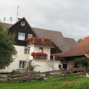 Bauernhof der Familie Weigele