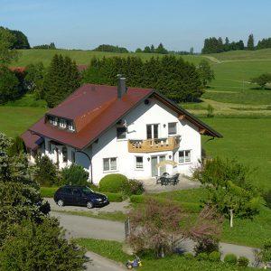 Bauernhof der Familie Weiland