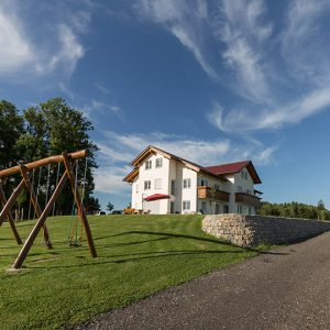 Bauernhof der Familie Rösch
