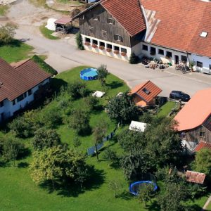 Mockenhof der Familie Strodel
