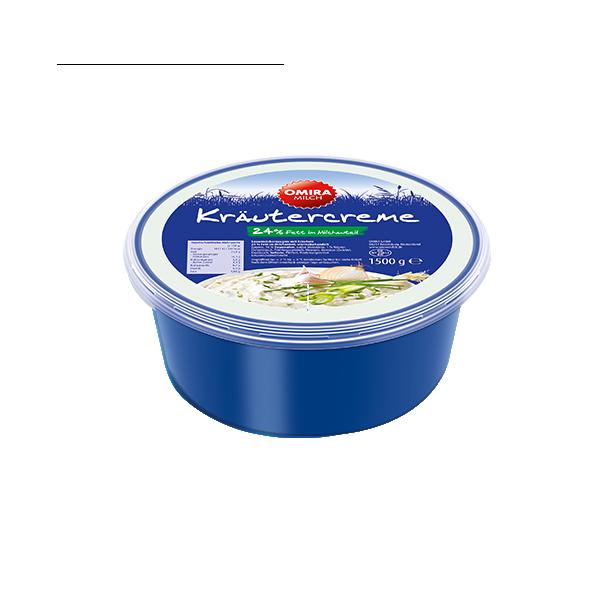 Produktabbildung OMIRA MILCH Kräutercreme
