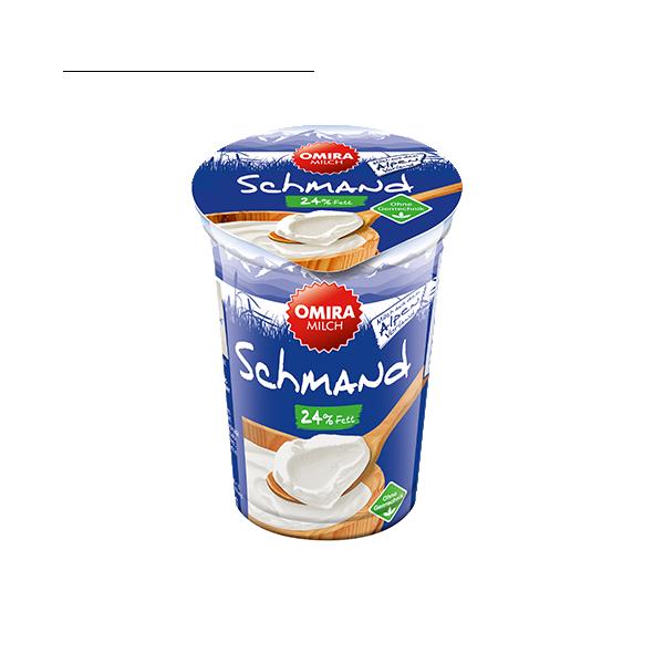 Produktabbildung OMIRA MILCH Schmand