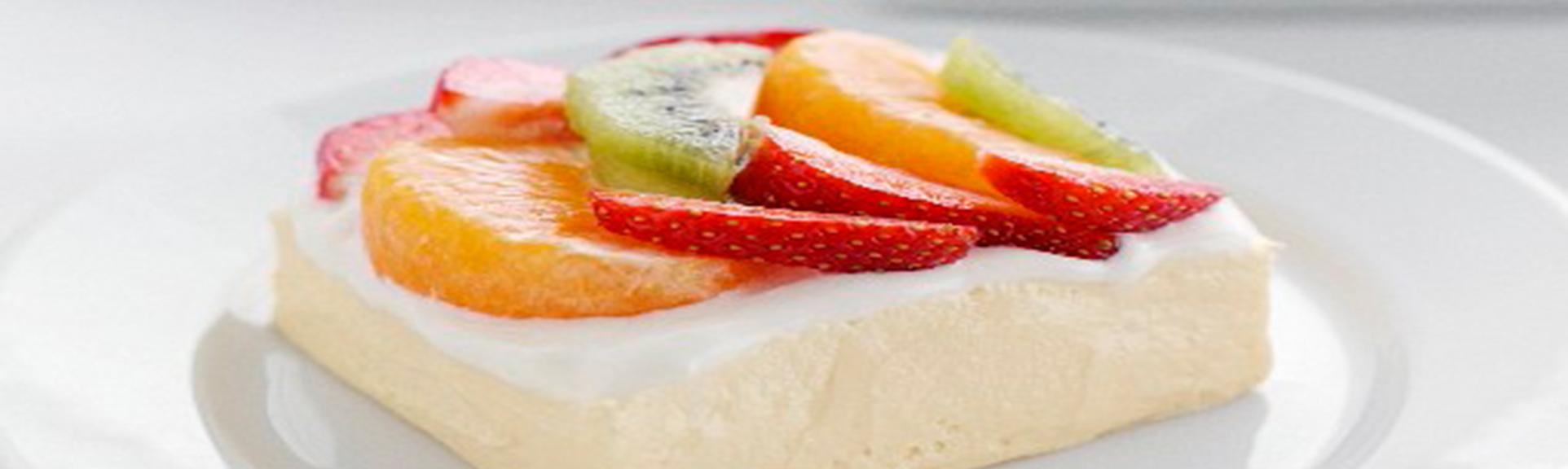 Headerabbildung zum Joghurtdessert mit Früchten
