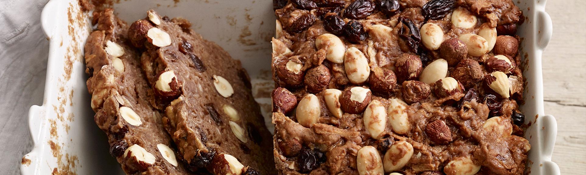 Headerabbildung vom Rezept Winterlicher Kastenkuchen