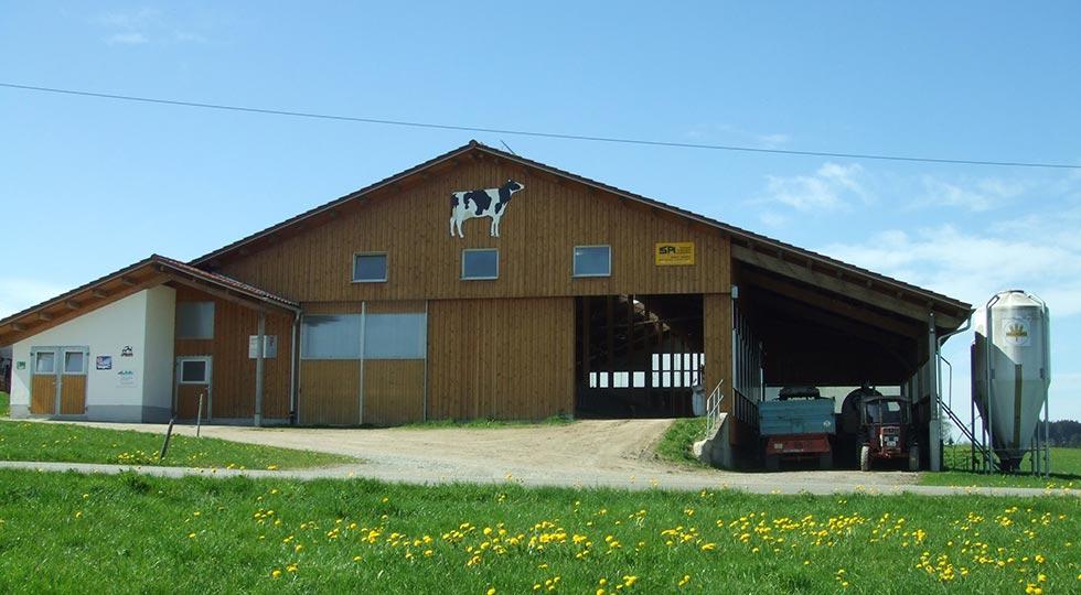 Bauernhof der Familie Schele